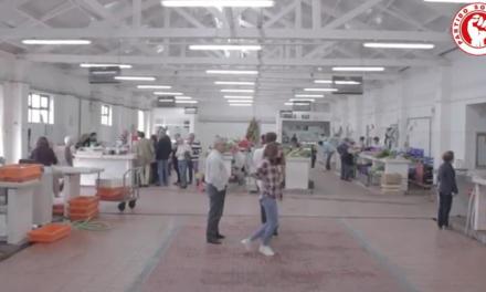 Visita Comércio | Mercado 25 de Abril
