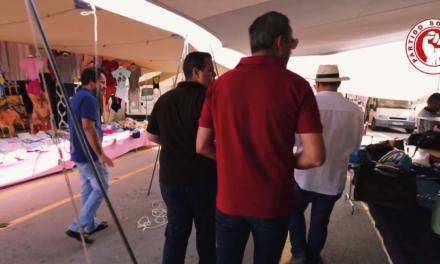 Visita Comércio | Mercado Levante do Barreiro
