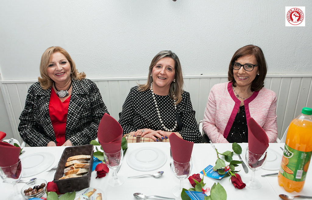 Jantar Dia da Mulher