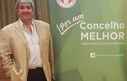 Imprensa | Carlos Pires será no Barreiro o Mandatário das Candidaturas do PS